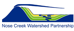 Nose Creek Watershed Partnership Logo
